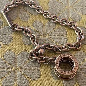 Bvlgari BZero Keychain/Bag Charm/Baby Bracelet